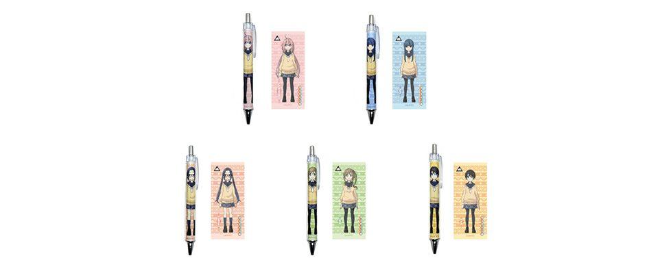 ゆるキャン△ ボールペン