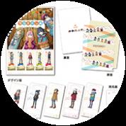 ゆるキャン△ オリジナル フレーム切手セット