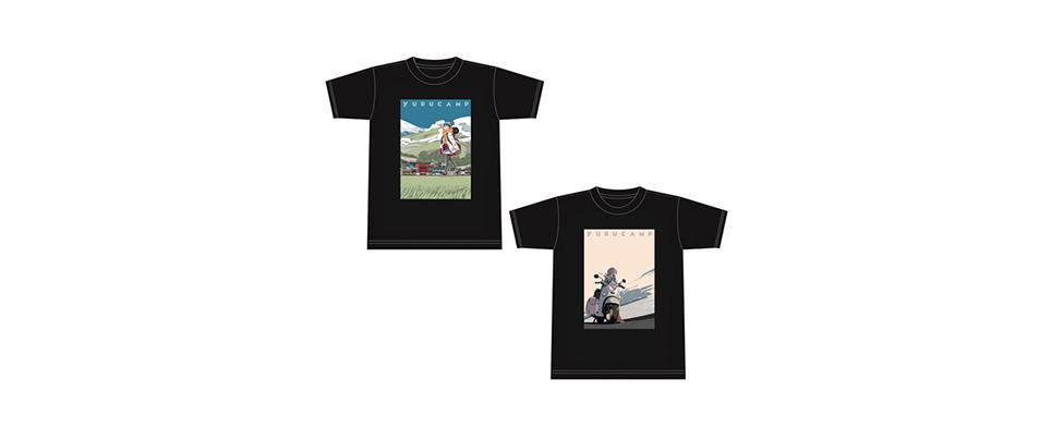 Tシャツ B、C