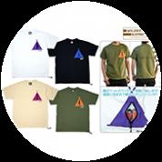 WEコラボ テントポケットTシャツ