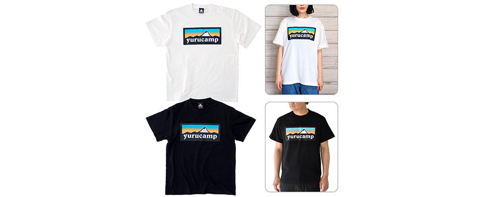 ふじさんロゴ Tシャツ