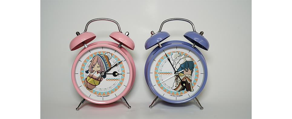 ボイス付き目覚まし時計