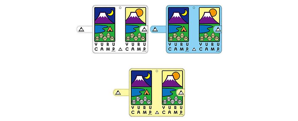 ゆるキャン△ ミニマルアイコンシリーズスマホケース(全3種)