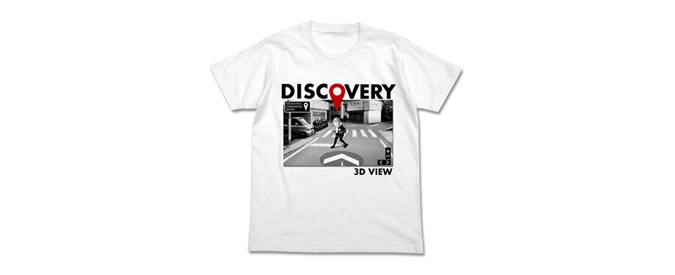ゆるキャン△ なでしこ 3DVIEW Tシャツ