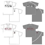 場面写デフォルメTシャツ第2弾