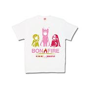 「ボンファイアー△」Tシャツ