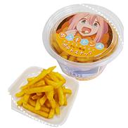 ゆるキャン△ カレー風味ポテト
