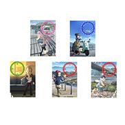 アクリル置き時計(全5種)