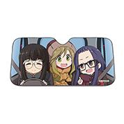 サンシェード 先生の車・千明・あおいver.