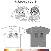 場面写デフォルメTシャツ